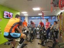 Spinningmarathon Kine In Motion