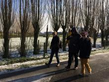 't Veldzicht - Winterwandeltocht